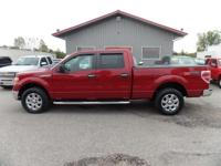 Options:  2014 Ford F-150 Well-Equipped And Completely