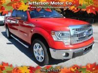 They don't get much nicer than this 2014 Ford F-150 XLT