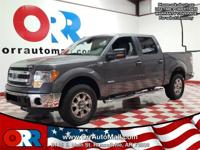 2014 Ford F-150 XLT Gray Awards:   * 2014 KBB.com Brand