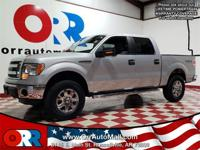 Recent Arrival!  2014 Ford F-150 XLT Silver Awards:   *