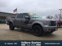 Looking for a clean, well-cared for 2014 Ford F-150?