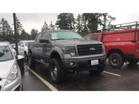 F150 FX4 SUPERCREW 4WD  Options:  2-Stage Unlocking|Abs