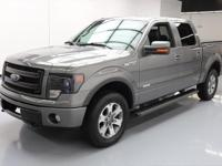 2014 Ford F-150 with FX4 Off Road Package,3.5L Ecoboost
