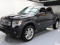 This awesome 2014 Ford F-150 4x4 comes loaded with the