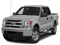 Options:  2014 Ford F-150  Miles: 42169Stock