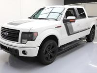 2014 Ford F-150 with Equipment Group 402A,FX Appearance