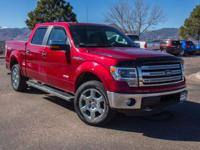 Superb Condition, ONLY 27,962 Miles! Lariat trim.