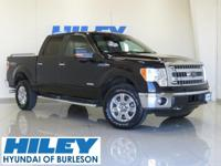 2014 Ford F-150 XLT Crew Cab EcoBoost 3.5L V6 4WD.