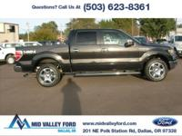 ONE OWNER 2014 FORD F150 LARIAT SUPERCREW 4X4 WITH ONLY