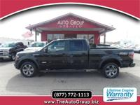 Options:  2014 Ford F-150 Our 2014 Ford F-150 Fx4