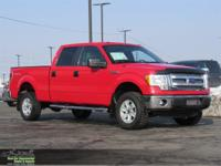 CarFax 1-Owner, This 2014 Ford F-150 will sell fast
