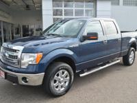 Ford F Gray CARFAX One-Owner. Clean CARFAX. 14/19mpg