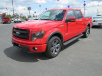 Options:  2014 Ford F-150 4 Wheel Drive|Adjustable