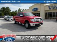 You can find this 2014 Ford F-150 4WD SuperCrew 145 XLT