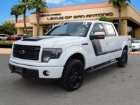 FX4 trim. CARFAX 1-Owner, Very Nice, GREAT MILES