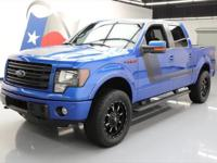 2014 Ford F-150 with FX Appearance Package,3.5L