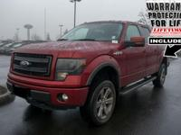 LOW MILES FORD F150 PICKUP TRUCK|SERIES FX4|*RUNNING