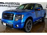 This 2014 Ford F-150  has a V8, 5.0L; FFV high output