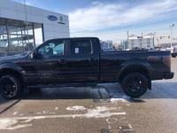 Clean CARFAX. Tuxedo Black Metallic 2014 Ford F-150 FX4