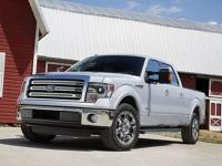 Load your family into the 2014 Ford F-150! A great