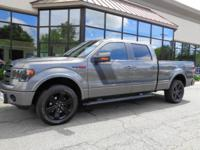 LOW Miles!!  2014 FORD F-150 FX4 OFF Road SuperCrew