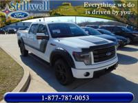 FX4 SERIES, 3.5L ECOBOOST, REAR VIEW CAMERA, TRAILER