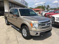 4WD. Crew Cab! Flex Fuel! Your quest for a gently used