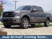 2014 Ford F-150 FX4 in Sterling Gray Metallic, 4WD,
