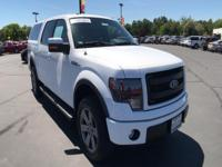 Step into the 2014 Ford F-150! You'll appreciate its