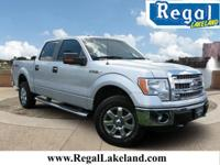 2014 Ford F-150 4WD 6-Speed Automatic Electronic 5.0L