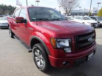Exterior Color: ruby red, Body: Crew Cab Pickup,