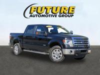 ***WOW! FLAWLESS CERTIFIED 2014 F-150 LARIAT 4X4!