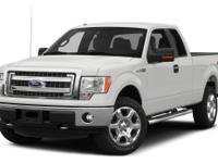 CARFAX One-Owner. Clean CARFAX. 2014 Ford F-150 Lariat