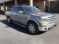 Options:  2014 Ford F-150 Lariat|This 2014 Ford F-150