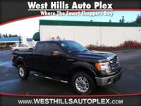 F150 LARIAT SUPERCAB 4WD  Options:  Abs Brakes