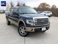 Clean CARFAX. Lariat Plus Package *** LOCAL TRADE IN