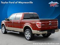 Options:  2014 Ford F-150 Lariat|4X4 Lariat 4Dr