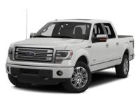 Buckle up for the ride of a lifetime! This 2014 Ford