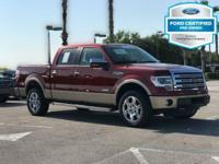 CARFAX One-Owner. Certified. Sunset Metallic 2014 Ford