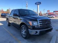 Recent Arrival!2014 Ford F-150 Lariat 4WD 6-Speed
