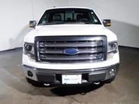 Check out this gently-used 2014 Ford F-150 we recently