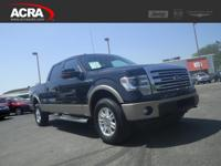 2014 Ford F-150, key features include:  Steering Wheel