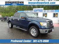 Loaded Lariat 4 Wheel Drive Supercrew w/ Navigation -