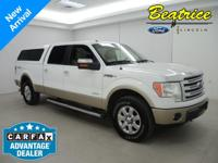 Certified Pre-Owned! This non-smoker Ford F-150 is in