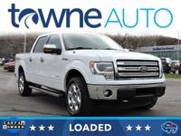 Recent Arrival!  2014 Ford F-150 Lariat EcoBoost 3.5L