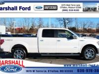 4 Wheel Drive! Ford CERTIFIED.. Less than 43k miles!!!