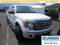 Options:  2014 Ford F-150 White|4 Wheel Drive*** A Real