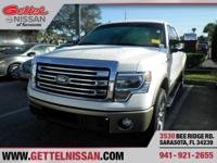 Options:  2014 Ford F-150 Lariat|3.5L V6|Automatic
