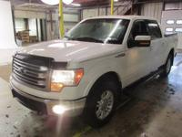 Recent Arrival! 2014 Ford F-150 Lariat CARFAX