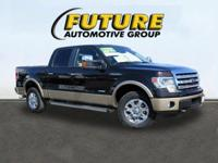 Come see this 2014 Ford F-150 Lariat. Its Automatic
